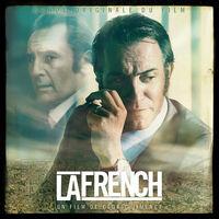 La French : bande originale du film de Cédric Jimenez / Guillaume Roussel   Roussel, Guillaume. Compositeur