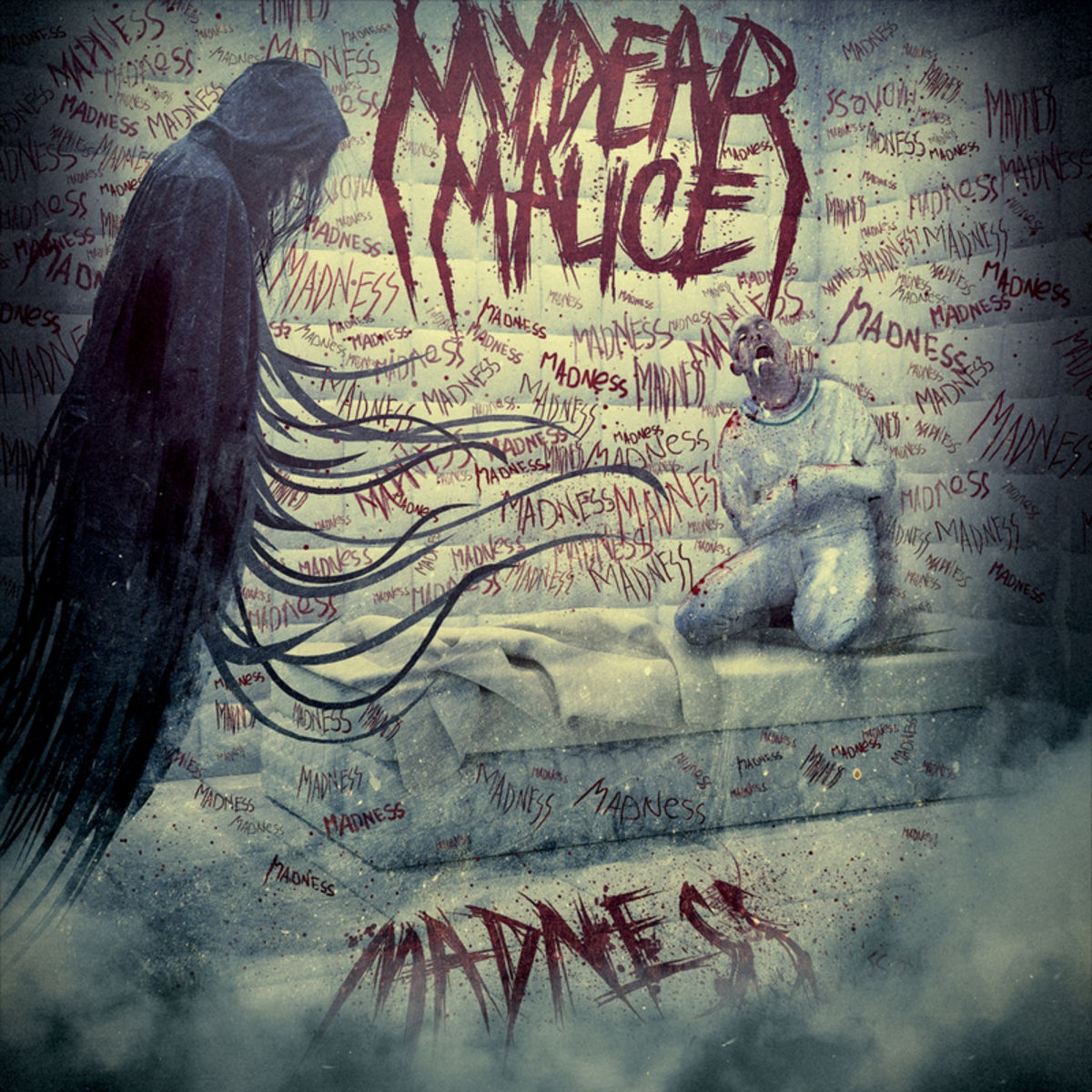 My Dear Malice - Madness [EP] (2015)