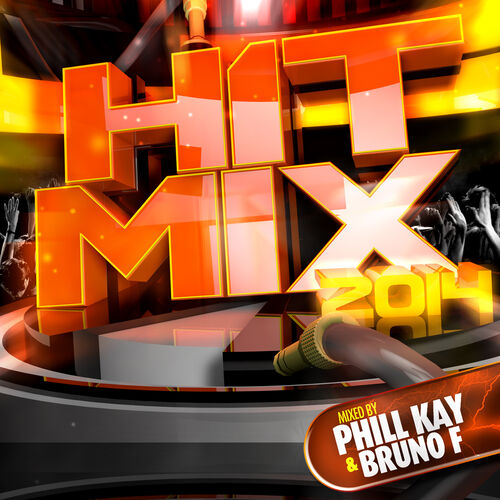 H1T MIX 2014 - MIXED BY PHILL KAY & BRUNO F (2013)