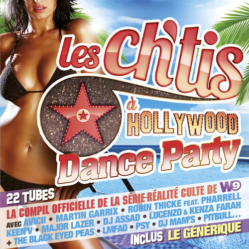 Les Chtis a Hollywood - Dance Party