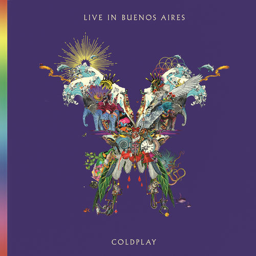 Escuchá la Playlist Coldplay - Live In Buenos Aires