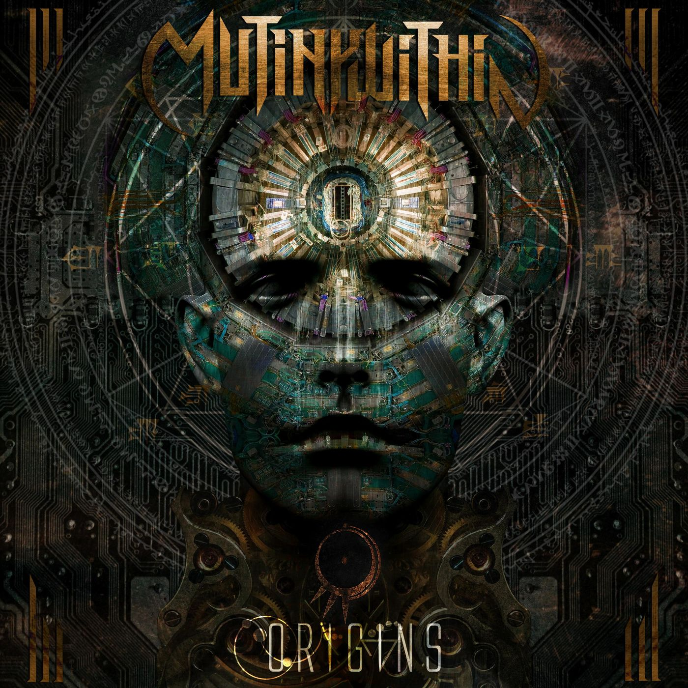 Mutiny Within - Origins (2017)
