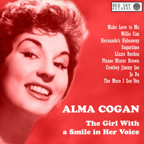 Alma Cogan - The Girl With A Laugh In Her Voice (No.2)