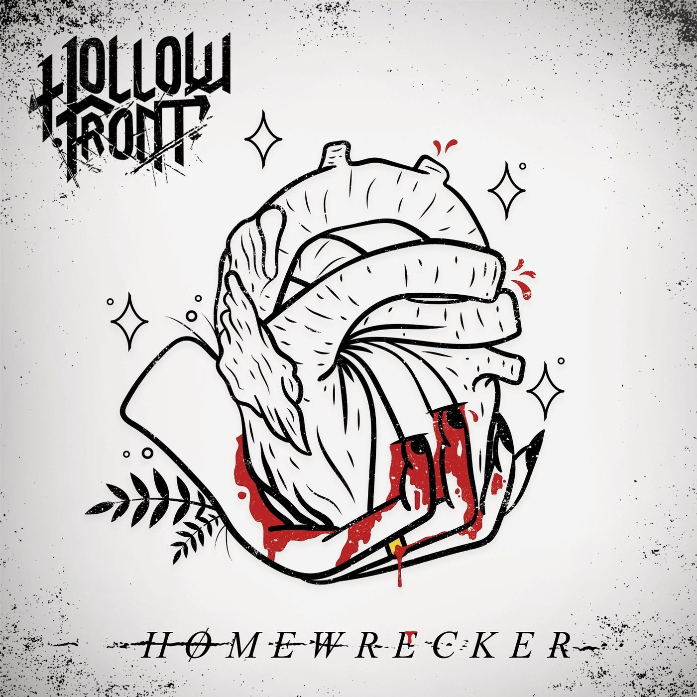 Hollow Front - Homewrecker [EP] (2017)