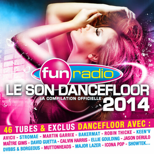 Telecharger VA - Fun Radio - Le son dancefloor 2014 [MP3]