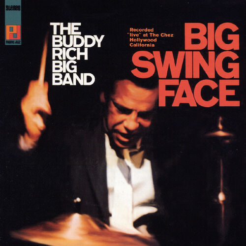 The Buddy Rich Big Band Big Swing Face
