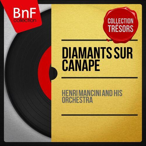 The big blow out diamants sur canap henri mancini and for Diamant sur canape