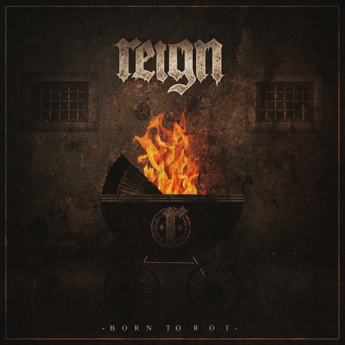 Reign - Born to Rot [EP] (2017)