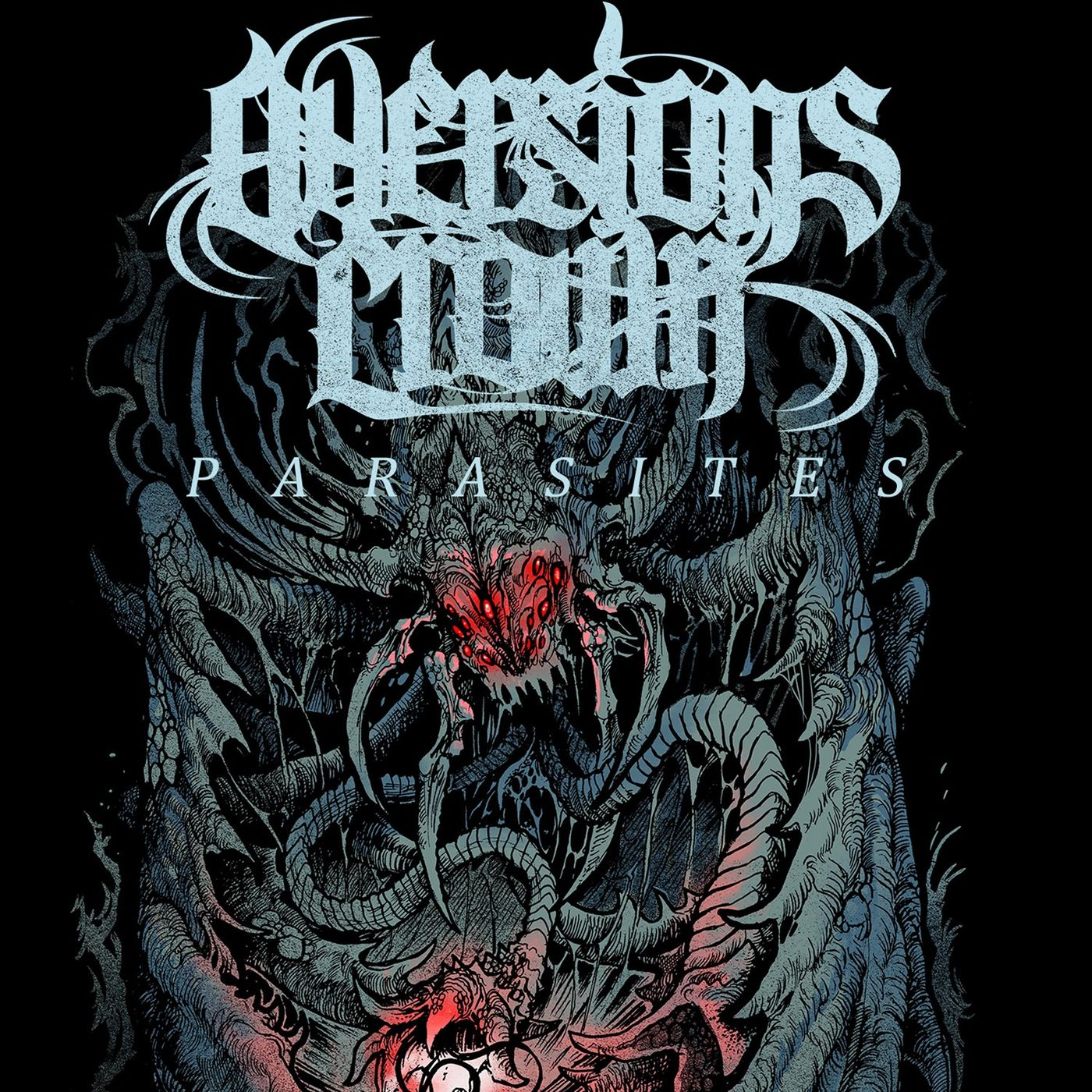 Aversions Crown – Parasites (Single) (2015)