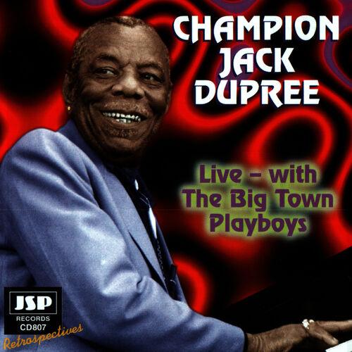 Champion Jack Dupree Scoobydoobydoo