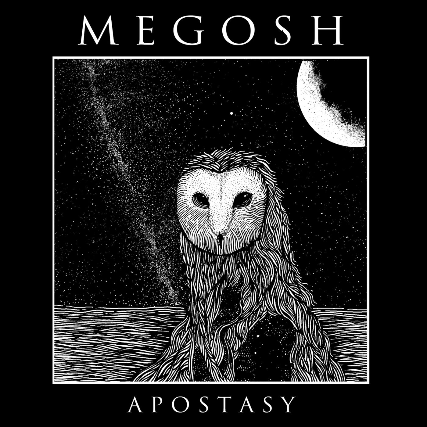 Megosh - I Stole from the Dead [single] (2016)