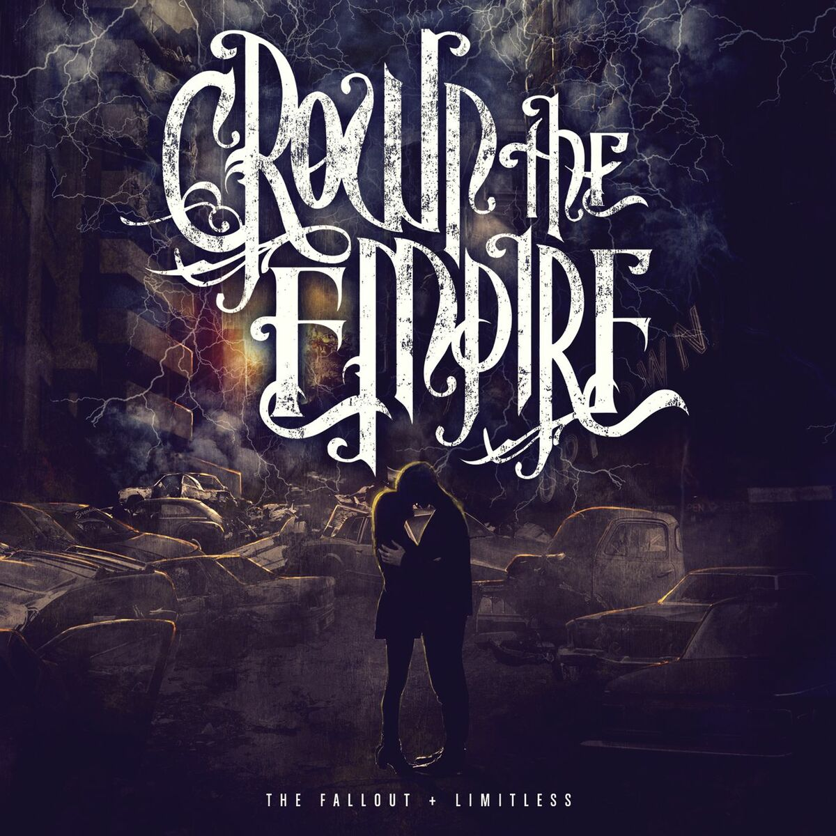Crown the Empire - The Fallout (Deluxe reissue) (2013)