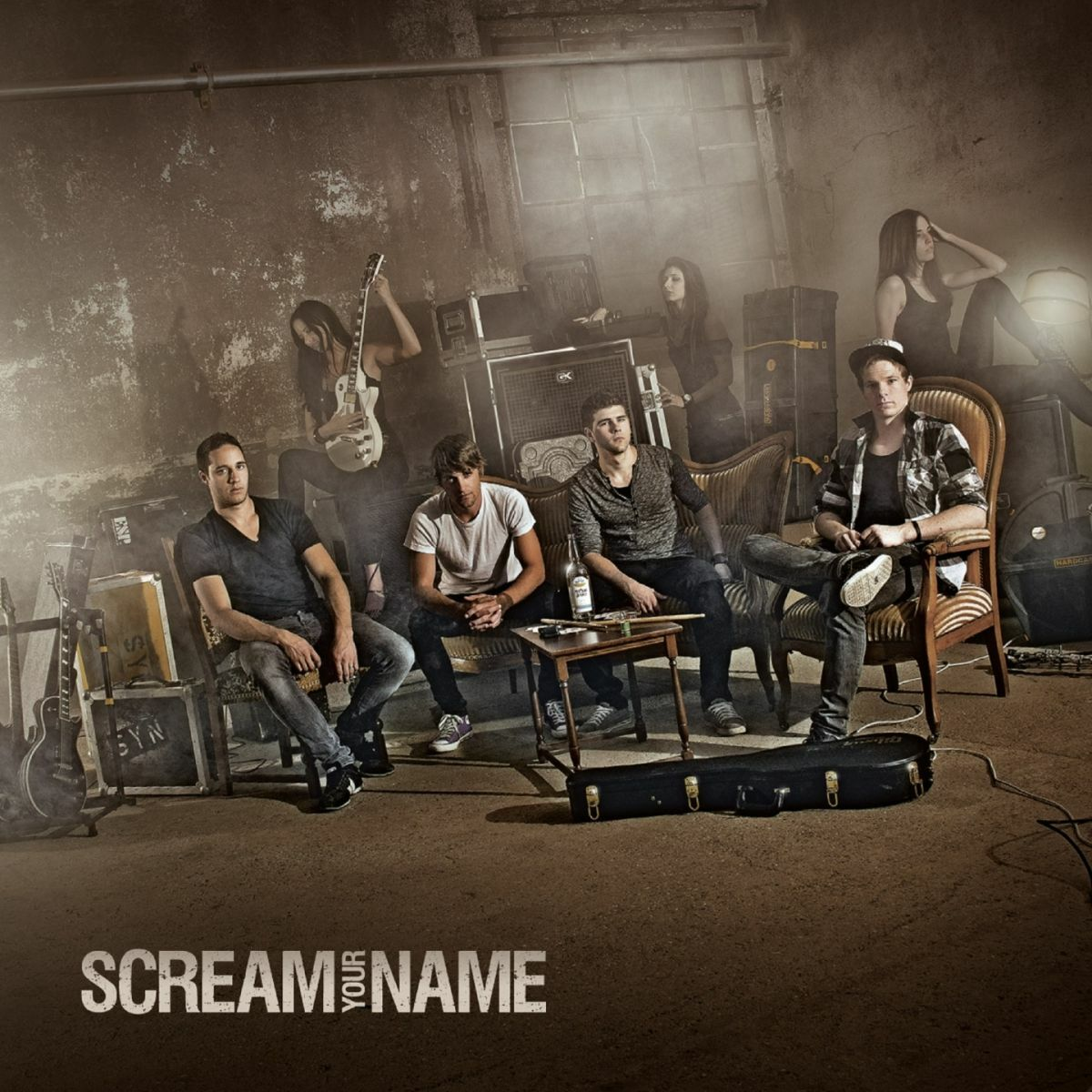 Scream Your Name - Scream Your Name (2013)