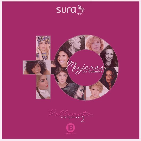 Various Artists - 10 Mujeres Por Colombia Volumen 2 (2015) [MP3 @320 Kbps]
