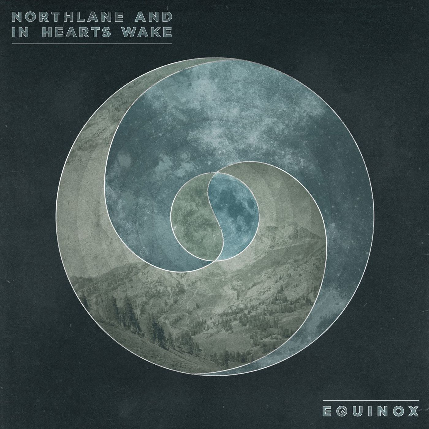 Northlane & In Hearts Wake - Equinox [Split Record] (2016)