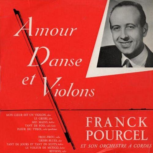 Franck Pourcel Et Son Grand Orchestre Franck Pourcel E La Sua Grande Orchestra Un'Orchestra Nella Sera N. 24