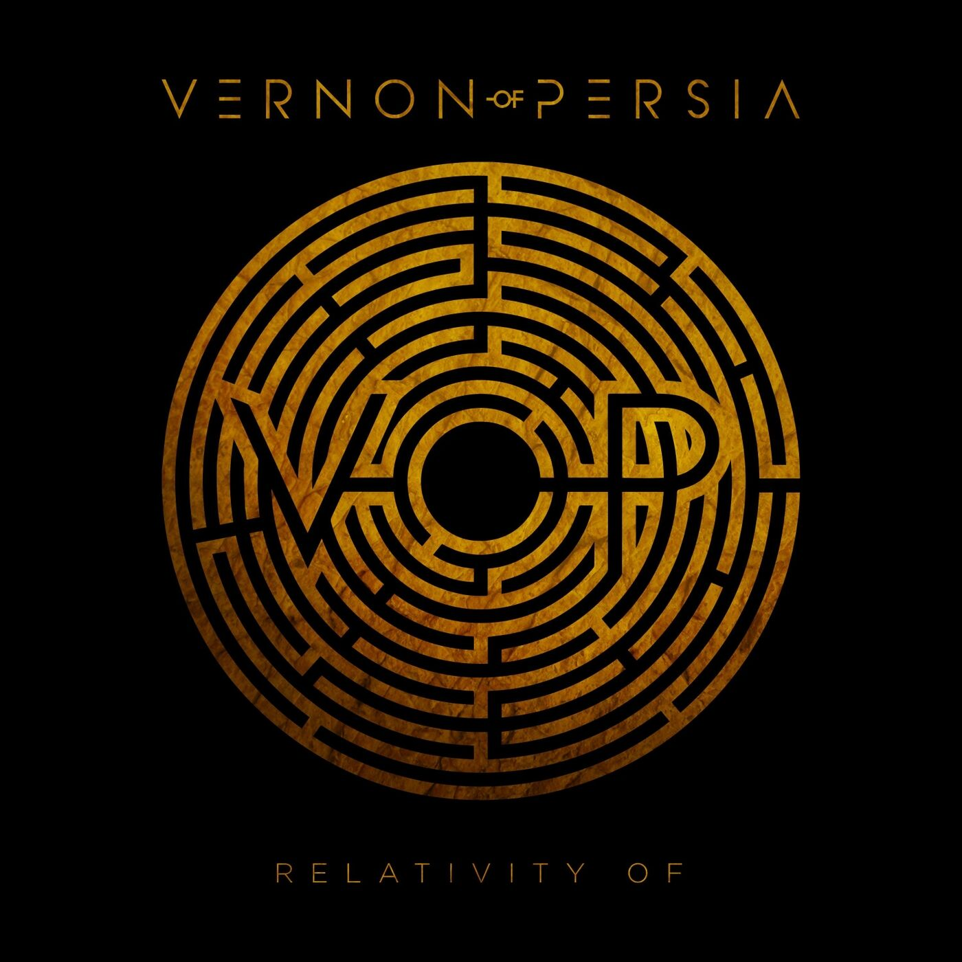 Vernon of Persia - Relativity Of [EP] (2017)