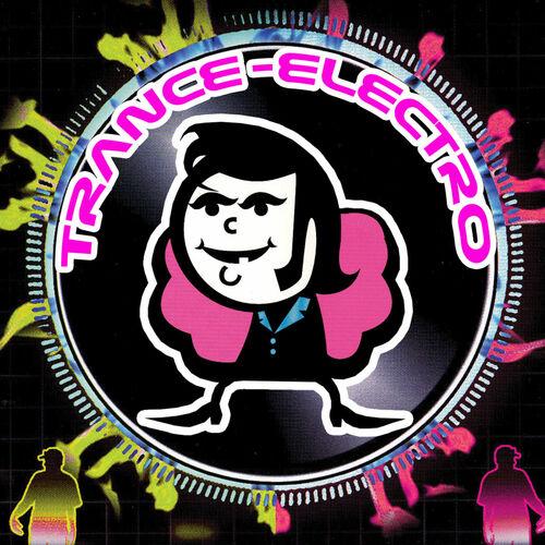 Обложка альбома Trance Electro.