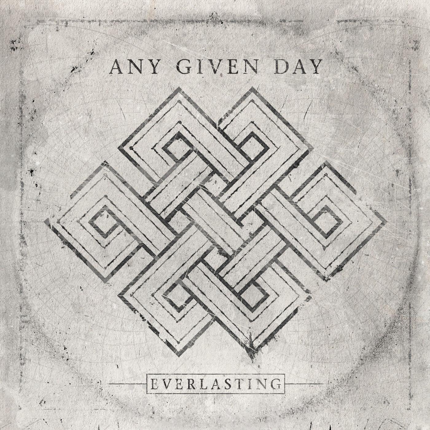 Any Given Day - Endurance [single] (2016)