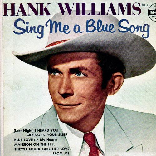 wedding bells sing me a blue song hank williams