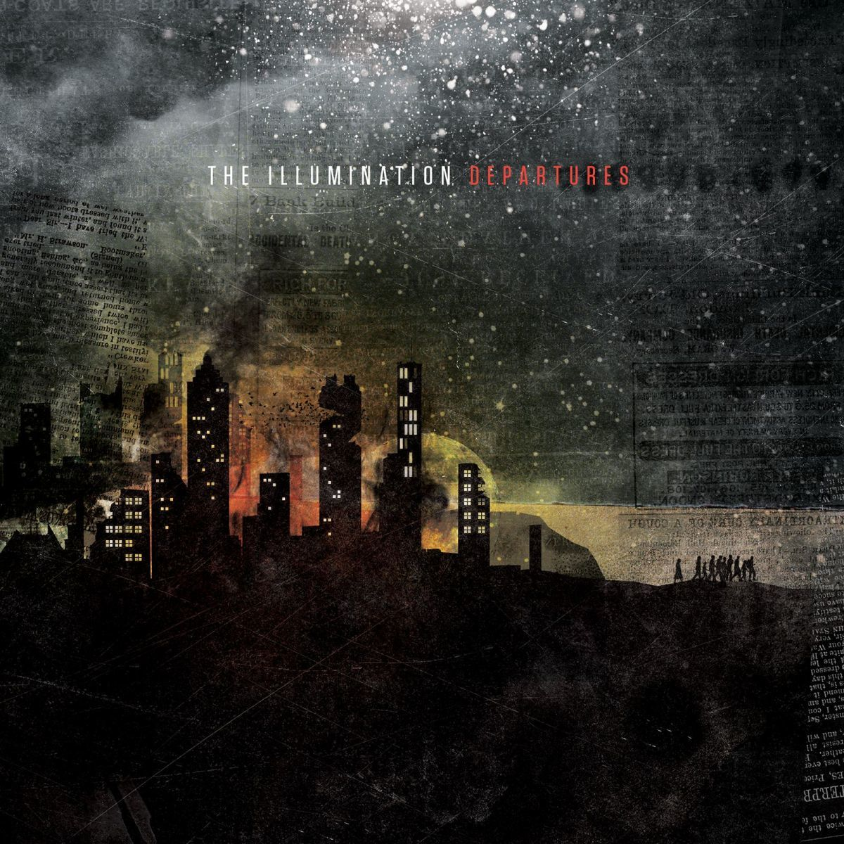The Illumination - Departures (2013)
