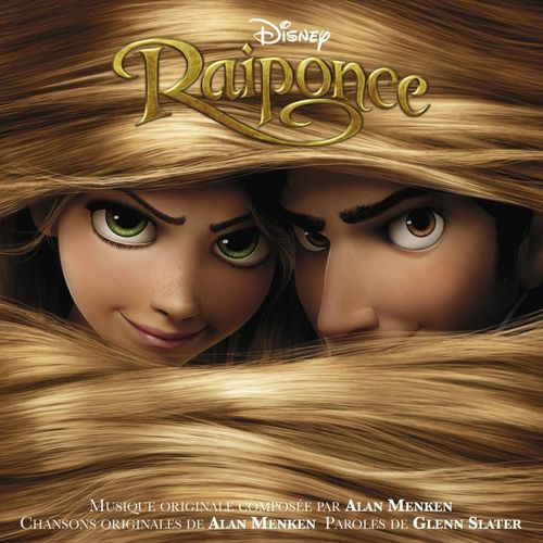 Raiponce (Rapunzel) OST (Walt Disney)