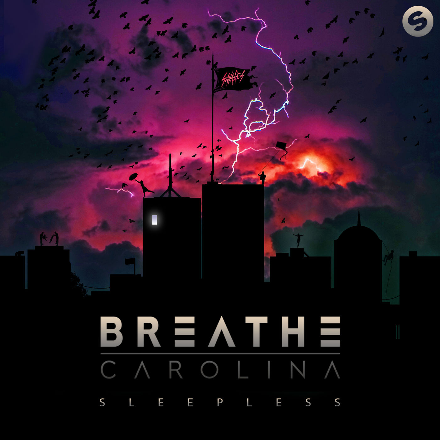 Breathe Carolina - Sleepless [EP] (2016)