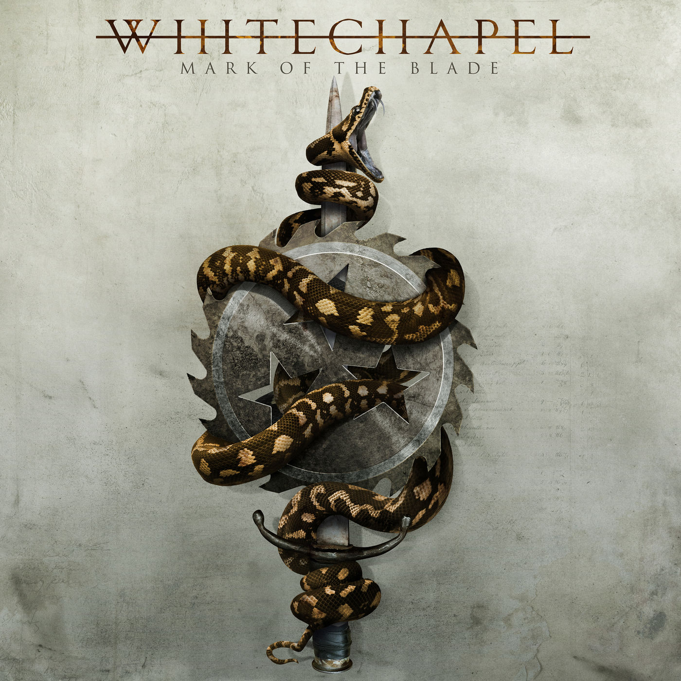 Whitechapel – The Void [single] (2016)