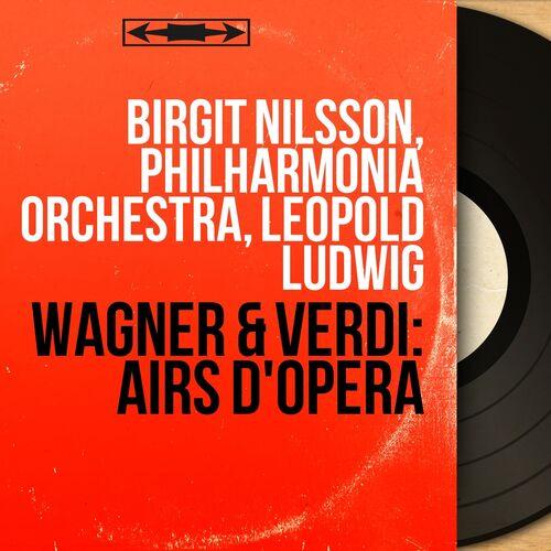 Verdi Philharmonia Orchestra And Chorus Herbert von Karajan Falstaff