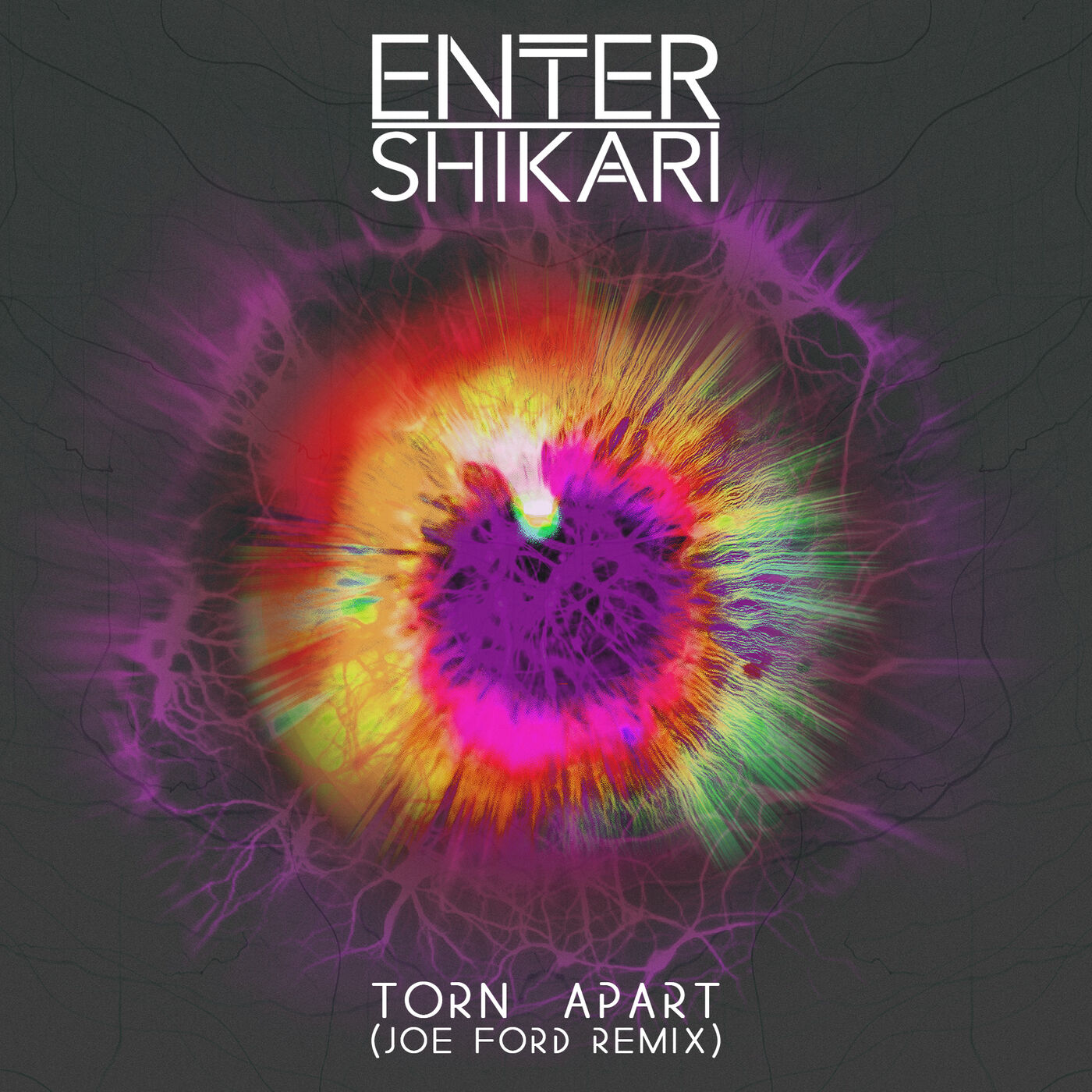 Enter Shikari - Torn Apart (Joe Ford Remix) [single] (2016)