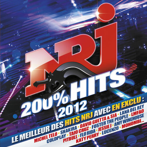 VA - NRJ 200% Hits 2012 MP3 [UL]