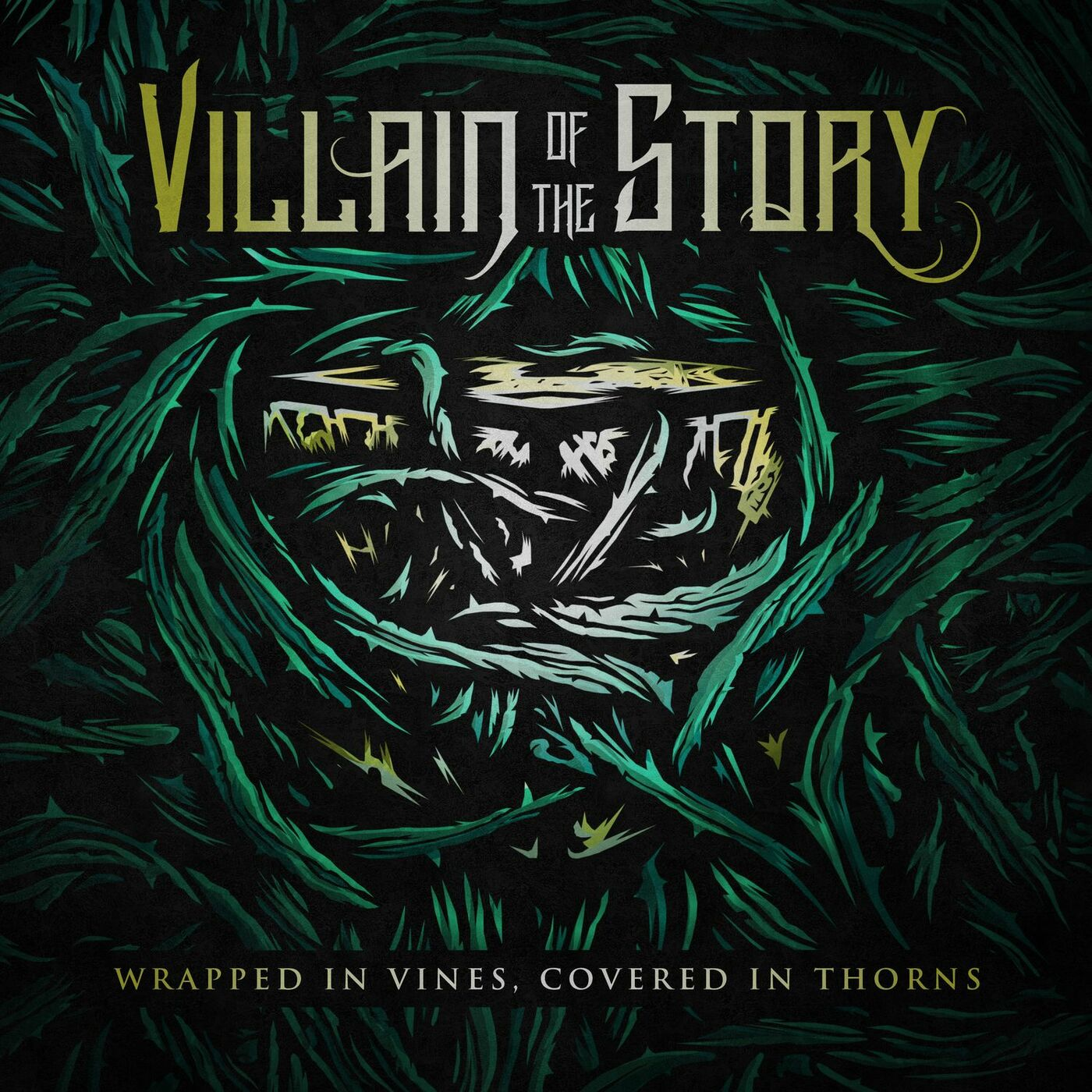 Villain of the Story - GHC [single] (2017)