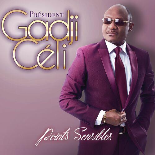 Gadji Celi - Ça djô - Listen on Deezer X Album Cover