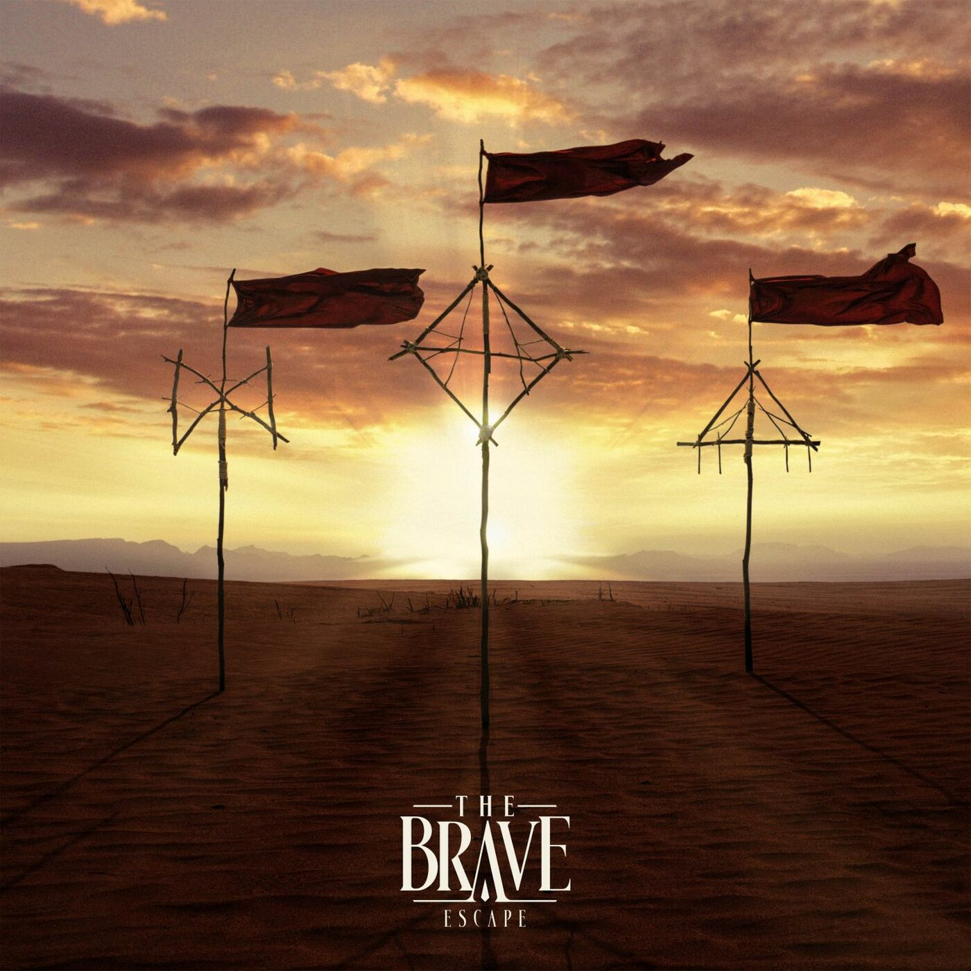 The Brave - Escape [single] (2016)