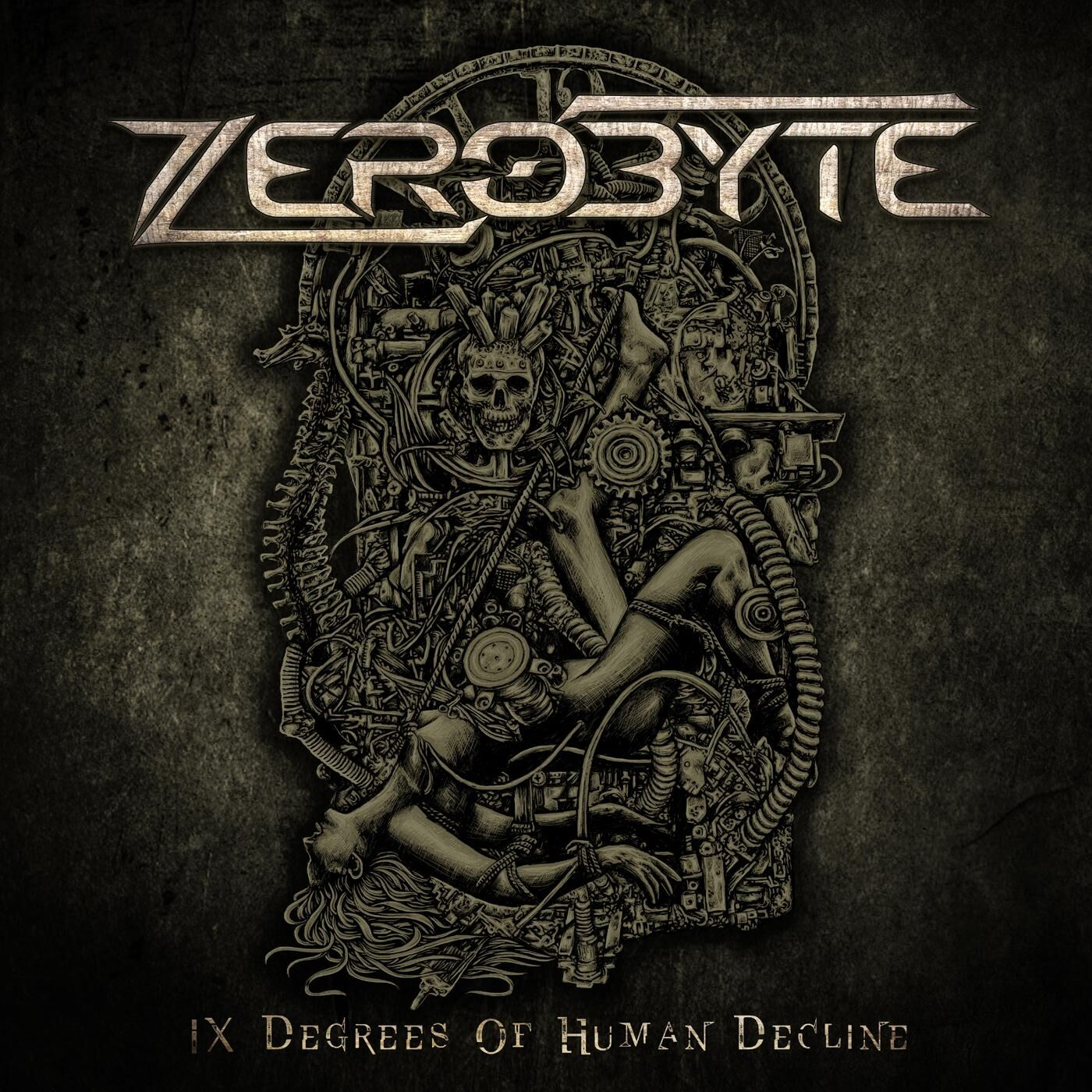 Zerobyte - IX Degrees of Human Decline (2016)