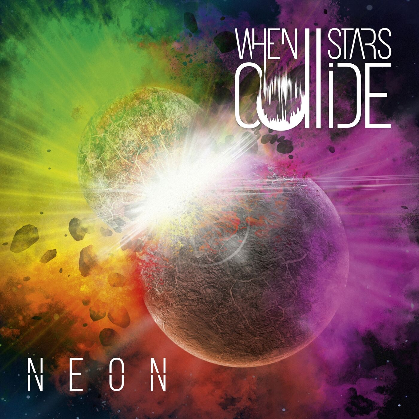 When Stars Collide - Neon [single] (2017)