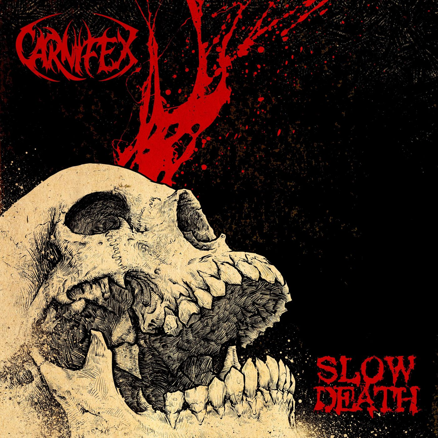 Carnifex - Slow Death [single] (2016)