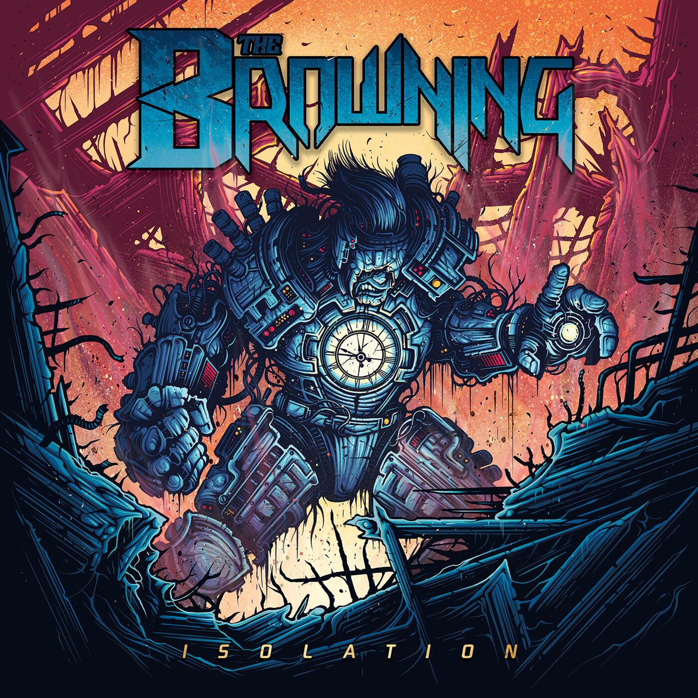 The Browning - Disconnect [single] (2016)