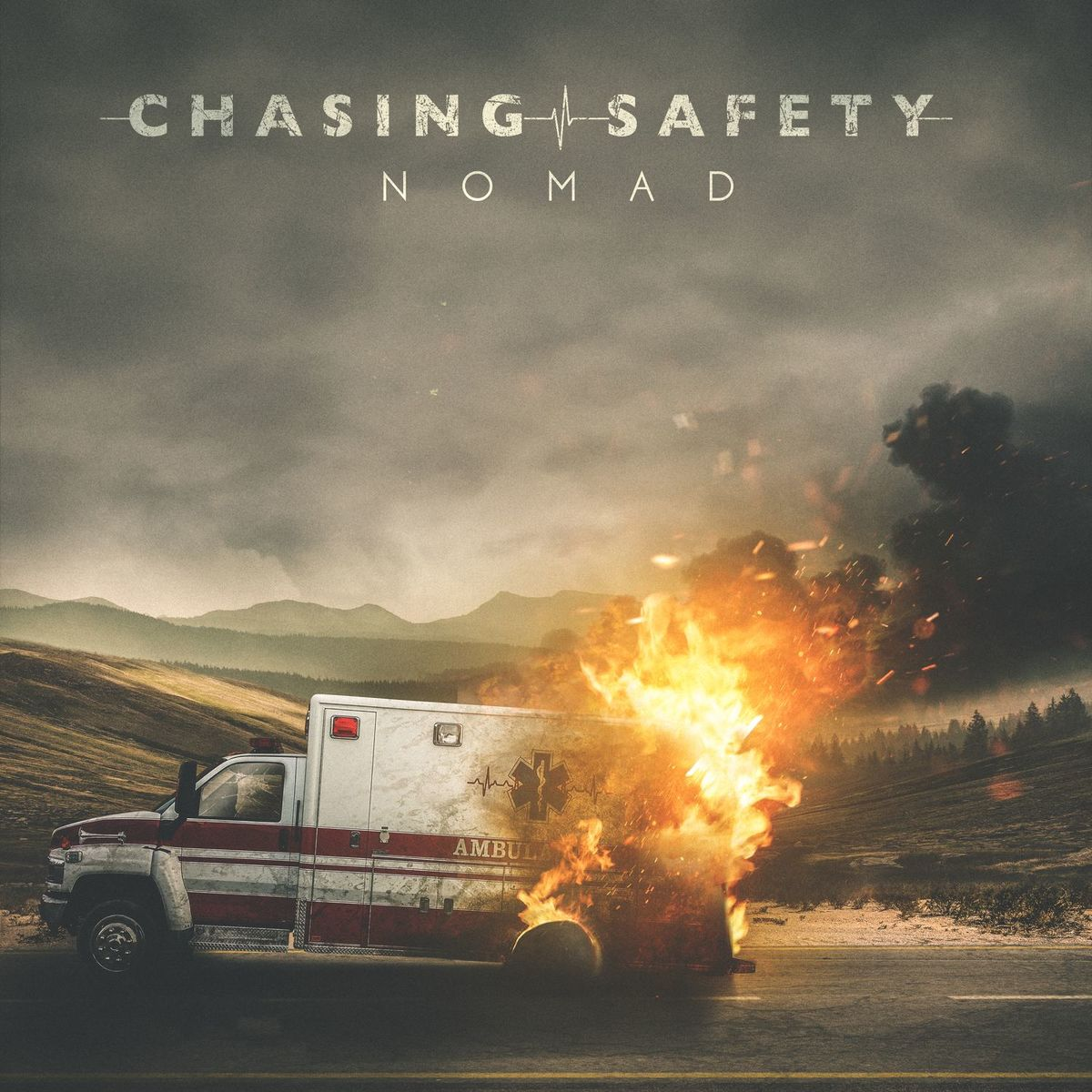 Chasing Safety - This Is Hell [single] (2016)