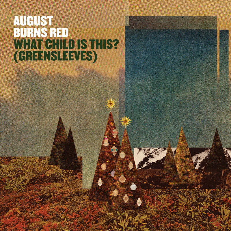 August Burns Red - What Child Is This? (Greensleeves) [single] (2016)
