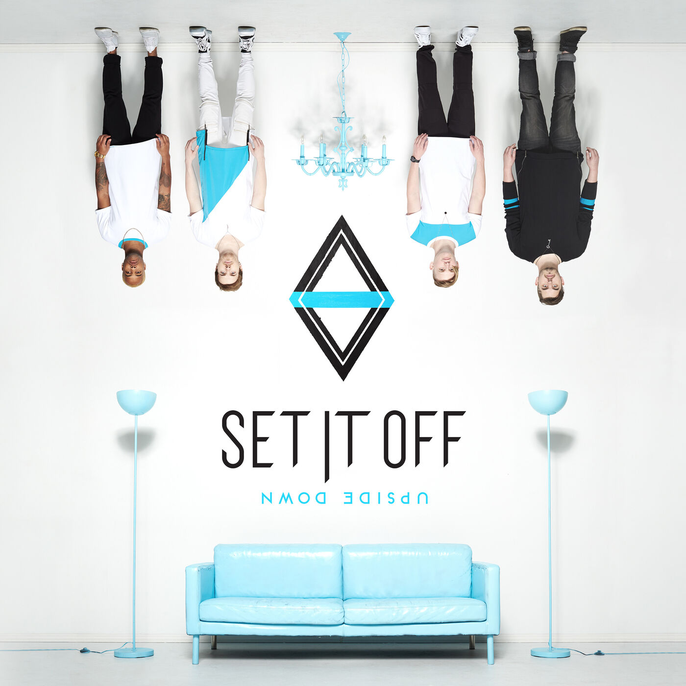 Set It Off - Upside Down (2016)
