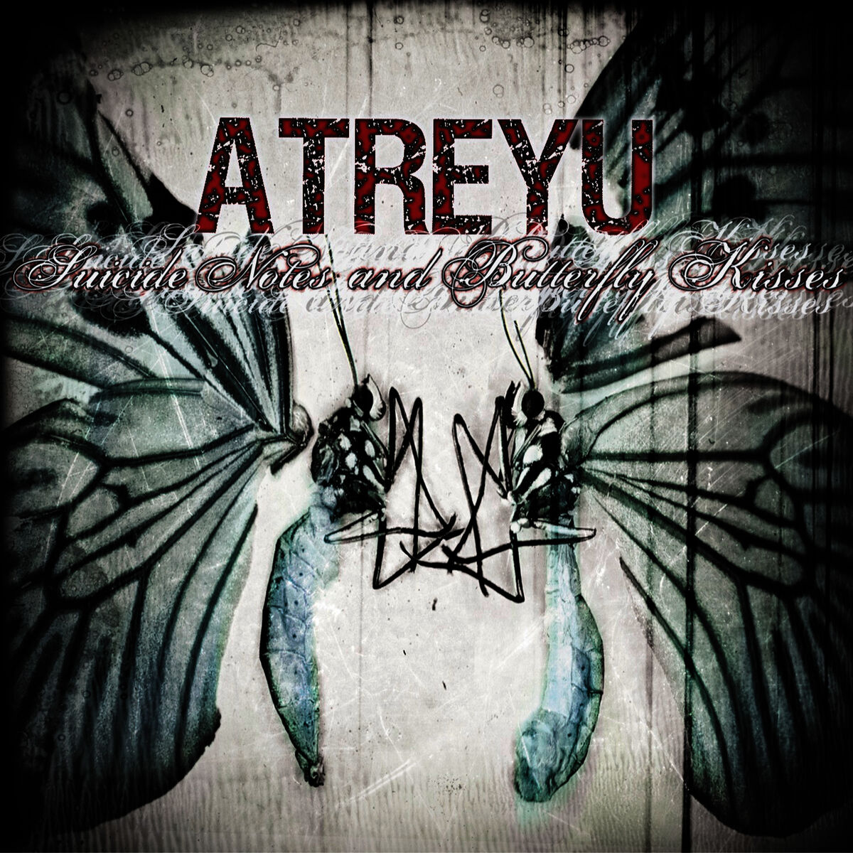 Atreyu - Suicide Notes And Butterfly Kisses (2002)