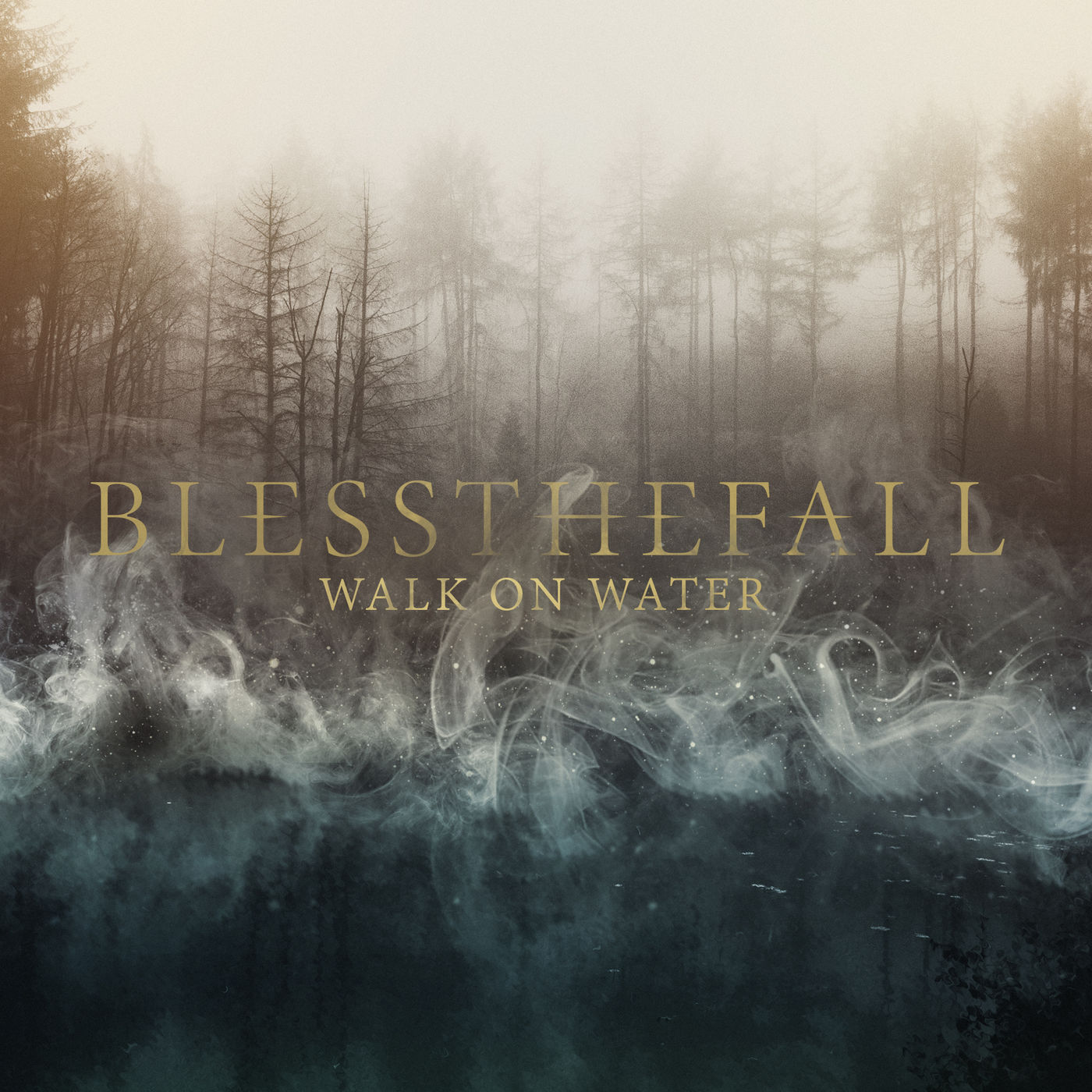 Blessthefall – Walk on Water [single] (2015)