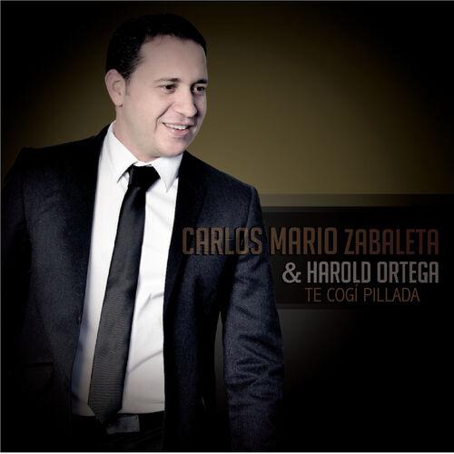 Te Cogí Pillada - Te Cogí Pillada - Carlos Mario Zabaleta
