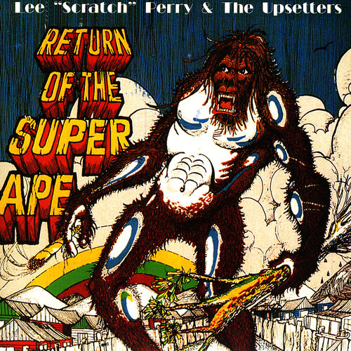 Upsetters Return Of The Vampire