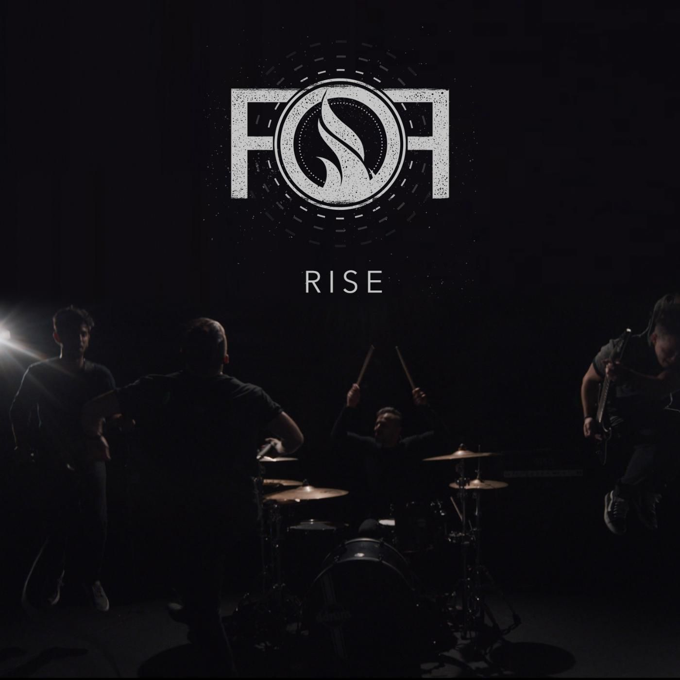 Fame on Fire - Rise [single] (2016)