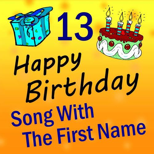 Song With The First Name, Vol. 13