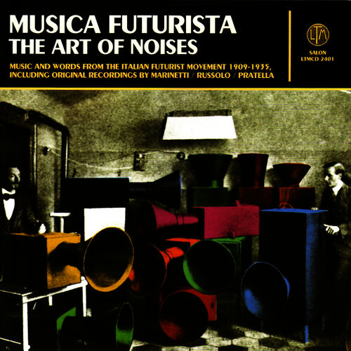 Luigi Russolo Art Of Noises | www.imgkid.com - The Image ...