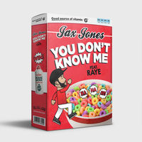 Jax Jones - You Don\'t Know Me