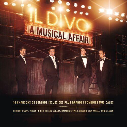 A musical affair french version il divo ecoute - Il divo bring him home ...